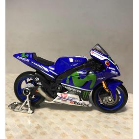 Moto Escala Yamaha Moto Gp Valentino Rossi Original Oem New