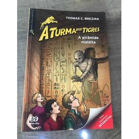 Livro A Turma Dia Tigres