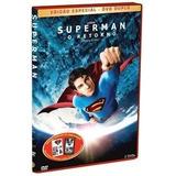 Dvd Superman O Retorno Duplo - Edição Especial