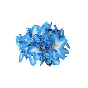 Orquideas Phalaenopsis Azul Hogar Muebles Y Jardin En Mercado