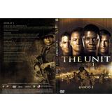 Dvd The Unit - Tropa De Elite - Temporada 1 - Disco 3