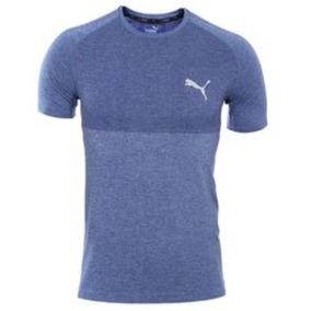 Camiseta Playera Puma Evoknit Hombre Caballero Remera Xl