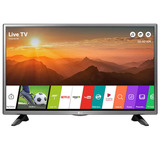 Smart Tv 32 Hd Lg Lk615bpsb