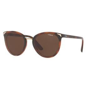 8ec6c101e1a56 Oculos Sol Vogue Vo5230sl 23867354 Marrom Havana Lt Marrom