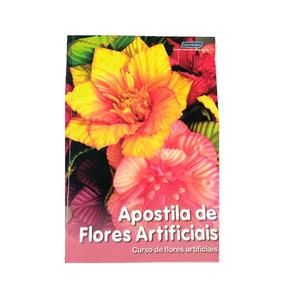 Apostila Flores De Eva Com Passo A Passo Flores E Bonecas