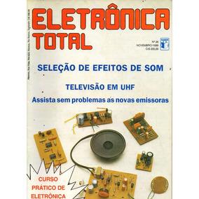 Revista Eletrônica Total 26 - Pdf - Frete Grátis