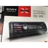 Autoradio Sony Xplod Cdx-gt 45u