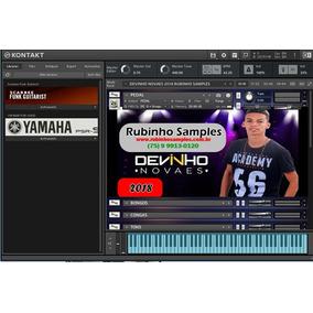 Kit Devinho Novais Atualizado Fevereiro 2018 Com Sty Yamaha