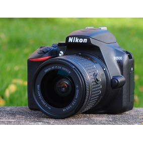 Cámara Nikon D3500 18-55mm Vr Negro