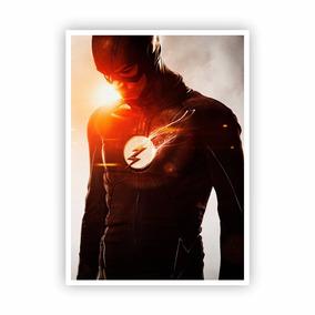 Pôster A3 - Flash Série