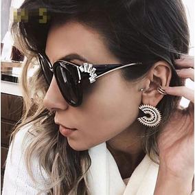 Oculos Ponta De Gato Sol - Óculos no Mercado Livre Brasil 27ce4b876e