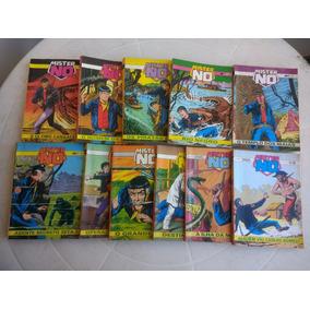 Mister No - Coleção Com 12 Edições - Editora Record - 1990