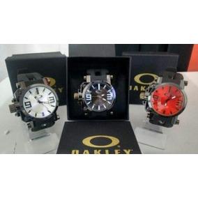 08c8de2f719 Relogio Oakley Vidro De Safira (não Risca) - Relógios no Mercado ...