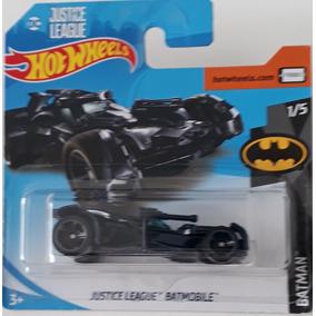 Carrinhos Hot Weels Justice League Batmobile 1/64 2018