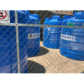Cisternas 2500 Lts Citijal(citiplas) Solo En Guadalajara