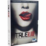 Box Dvd´s Originais True Blood 1ª, 2ª E 3ª Temporadas