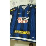 3dc73ae6df Linda Camisa Do Botafogo Fila Comemorativa Tam G Impecavel