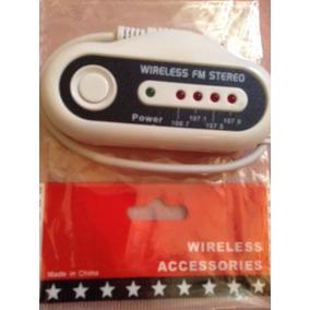 Wireless Fm Transmisor