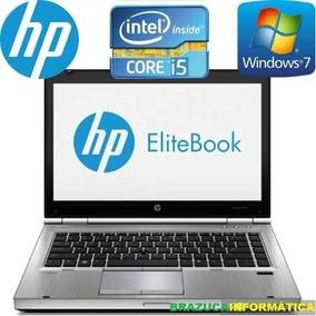 Notebook Hp Elitebook 8460p Core I5 8gb Hd 500gb Promoção