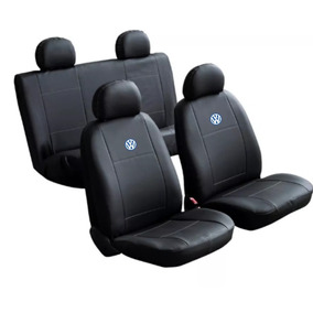 Capa Bancos Automotivos Couro Carro Gol G3 G4 G5 G6 Voyage