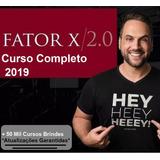 Pedro Superti - Fator X 2.0 [2019] + 53 Mil Cursos Top