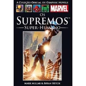 Coleção Marvel Salvat - Os Supremos