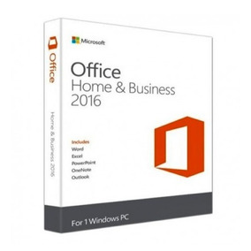 Software Microsoft Office Home & Business 2016 (t5d-02713)