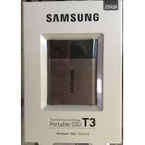 Samsung Portátil Ssd T3 250gb