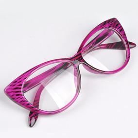 Armação Óculos Gatinho Descanso Novo Cat Miau Estética Bw a9590305c6