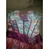 Vestido Elegante Para 15años, Eventos Y Más Americano