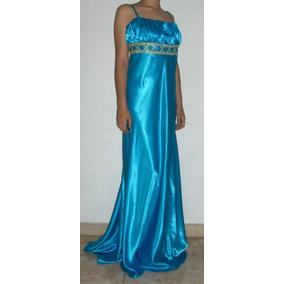 4ce2b57da Vestido Para Playa Turquesa Dpa - Vestidos de Mujer en Mercado Libre ...