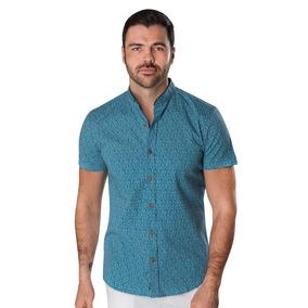 15c2a2d6c1 Camisas Floreadas Hombres Vaqueras - Camisas Manga Larga de Hombre ...