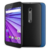 Motorola Moto G3 3ª Ger Xt1543 4g Dual 16gb Vitrine+ Brinde