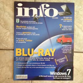 Revista Exame Info 279 Maio/2009 Blu-ray Windows 7 Bacterias