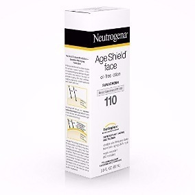 Protetor Solar Neutrogena Age Shield Face Anti Idade Spf110