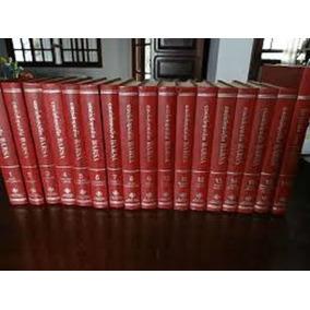 Enciclopédia Barsa 16 Volumes 1982