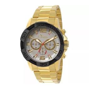 114844e31cb17 Relogio Condor Civic Dourado Masculino - Relógios De Pulso no ...