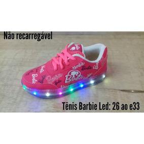 Tenis Barbie Led