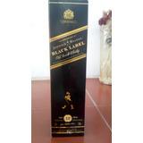 Whisky Jhonnie Walker 12 Años Etiqueta Negra