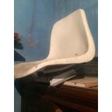 Cadeira Barco Giratória Branca ! Apenas Limpar