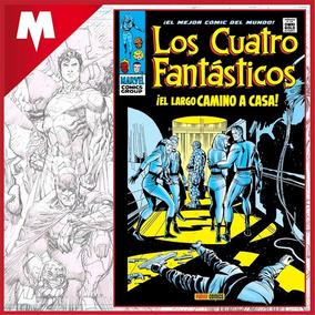 Los 4 Fantásticos Vol 5 Marvel Gold Panini Comics Español