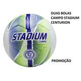b53a3e487b Kit C 2 Bolas De Campo Stadium Centurion Tc Impermeável Azul