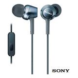 Sony Audifonos Extra Bass Con Microfono Ex250ap