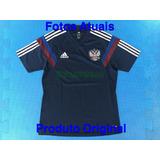 cef109f0ae Camisa Futebol Oficial Seleção Russia Treino Original adidas