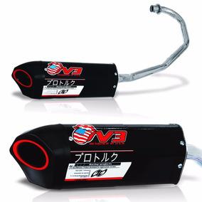 Escape Moto V3 Titan 125 2000/04 Ks Pro Tork