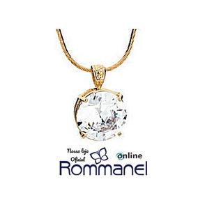 Pingente Ponto De Luz Rommanel - Pingentes de Folheada a Ouro no ... 9f9ee67735
