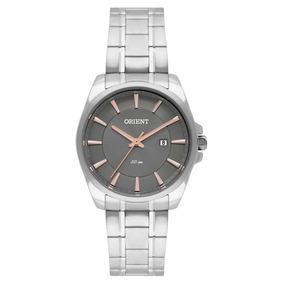 8d7058f692e Relogio Orient 50m Prata - Relógios no Mercado Livre Brasil