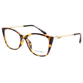 Armacao Feminina Tiffany Marrom - Óculos no Mercado Livre Brasil b404fc23ed