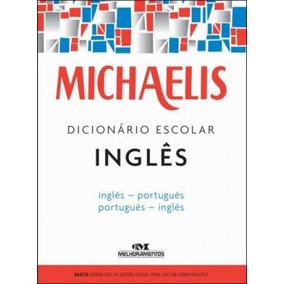 Michaelis Dicionario Escolar Ingles - Ingles - Por