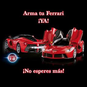 Fascículo N°14 Escala 1:8 Salpicadera La Ferrari Panini